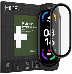 Szkło hybrydowe HOFI Hybrid Glass do Xiaomi Mi Band 6 Czarny
