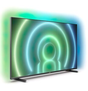 """Telewizor PHILIPS 43PUS7956 43"""" LED 4K Android TV Ambilight x3 Dolby Atmos Dolby Vision"""