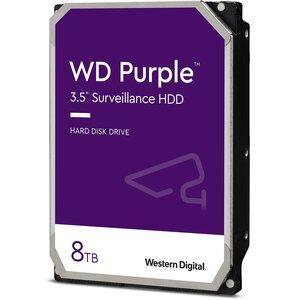 Dysk WD Purple Surveillance 8TB HDD