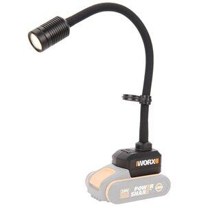 Lampa warsztatowa WORX WX028.9