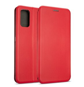 Etui BOOK MAGNETIC do Realme 7 Pro Czerwony