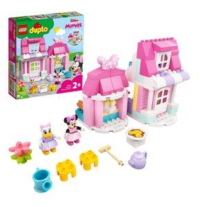 LEGO Duplo Dom i kawiarnia Myszki Minnie 10942