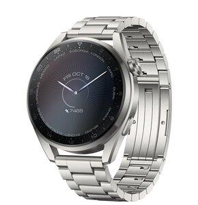 Smartwatch HUAWEI Watch 3 Pro Elite Titanium Srebrny