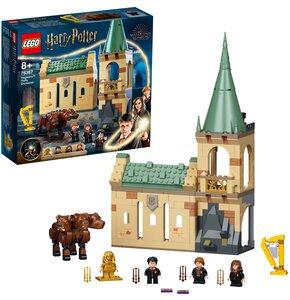 LEGO Harry Potter Hogwart: spotkanie z Puszkiem 76387