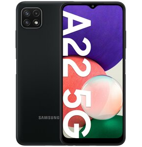 "Smartfon SAMSUNG Galaxy A22 4/128GB 5G 6.6"" 90Hz Czarny SM-A226"
