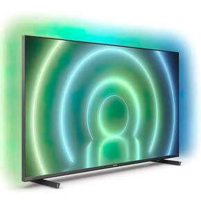 """Telewizor PHILIPS 43PUS7906 43"""" LED 4K Android TV Ambilight x3 Dolby Vision HDMI 2.1"""