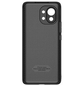 Etui BASEUS Alloy Leather do Xiaomi Mi 11 Czarny