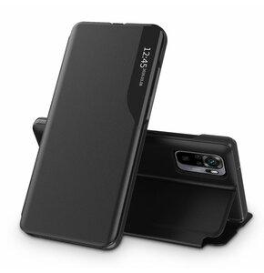 Etui TECH-PROTECT Smart View do Xiaomi Poco M3 Pro 5G/Redmi Note 10 5G Czarny