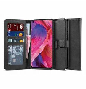 Etui TECH-PROTECT Wallet 2 do Oppo A54 5G/A74 5G Czarny