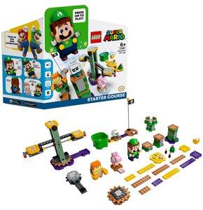 LEGO Super Mario Przygody z Luigim - zestaw startowy 71387