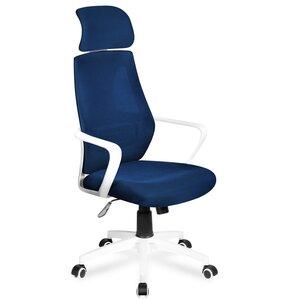 Fotel MARKADLER Manager 2.8 Niebiesko-biały