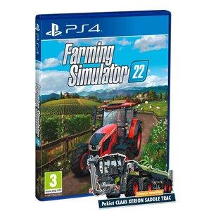 Farming Simulator 22 Gra PS4 (kompatybilna z PS5)