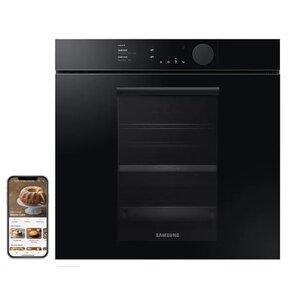 Piekarnik SAMSUNG NV75T8979RK EO Dual Cook Elektryczny parowy Czarny A+