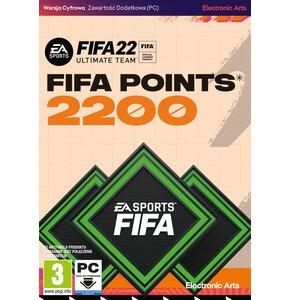 FIFA 22 - Points 2200 Gra PC