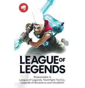 Kod aktywacyjny League of Legends 80 PLN