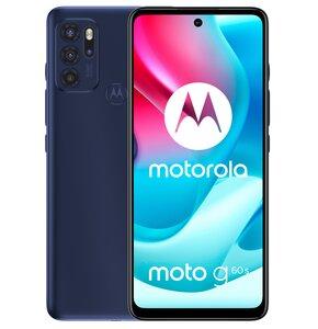 """Smartfon MOTOROLA Moto G60s 6/128GB 6.8"""" 120Hz Niebieski PAMV0000PL"""