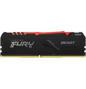 Pamięć RAM KINGSTON Fury Beast RGB 8GB 3000MHz