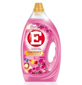 Żel do prania E Aromatherapy Essentials Orchidea & Olejek Makadamia 3000 ml