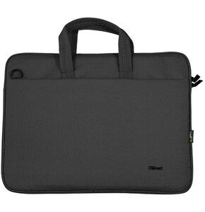 Torba na laptopa TRUST Bolonia Eco 15.6 cali Czarny