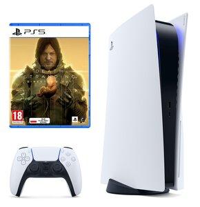 Konsola SONY PlayStation 5 + Gra Death Stranding