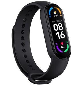 Smartband XIAOMI Mi Band 6 NFC Czarny