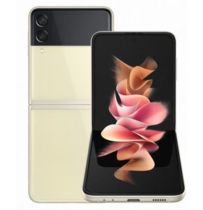 "Smartfon SAMSUNG Galaxy Z Flip 3 8/128GB 5G 6.7"" 120Hz Beżowy SM-F711"