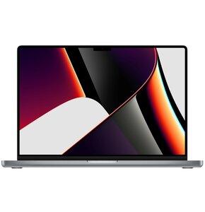 "Laptop APPLE MacBook Pro 16"" Retina M1 Pro 16GB SSD 1TB macOS Gwiezdna szarość"