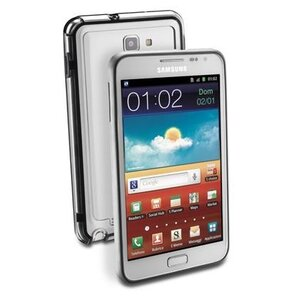 Etui CELLULAR LINE Anti-Shock do Samsung Galaxy Note Czarny