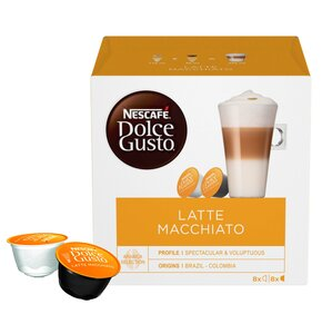 Kapsułki NESCAFE Dolce Gusto Latte Macchiato