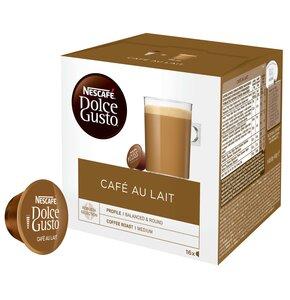 Kapsułki NESCAFE Dolce Gusto Cafe Au Lait