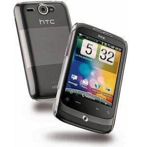 Etui CELLULAR LINE Invisible do HTC Wildfire Przezroczysty