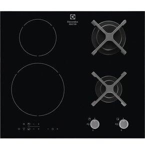 Płyta gazowo-indukcyjna ELECTROLUX EGD6576NOK