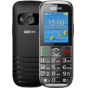 Telefon MAXCOM MM720 Czarny