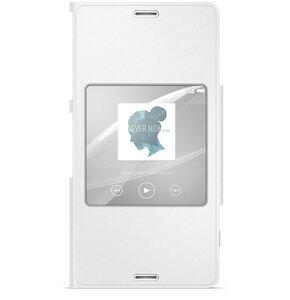 Etui SONY SCR26 do Xperia Z3 Compact Biały