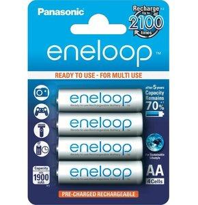 Akumulatorki AA 1900 mAh Eneloop PANASONIC (4 szt.)