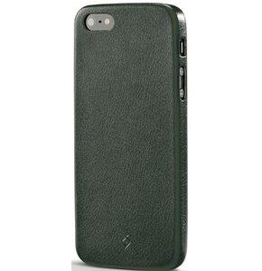 Etui TTEC 2PNA2013S Slimfit do Apple iPhone SE/5S/5 Czarny