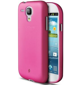 Etui TTEC Smooth do Samsung Galaxy S3 Mini Różowy