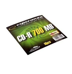 Płyta CD-R ESPERANZA Silver