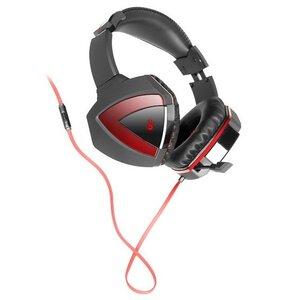 Słuchawki A4TECH Bloody Combat G500 Czarno-czerwony
