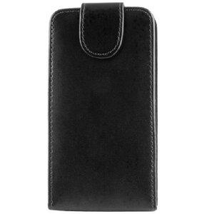 Etui FOREVER Sligo Pocket do Samsung Galaxy S5 Czarny
