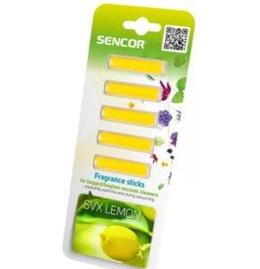 Wkład zapachowy SENCOR do odkurzacza SVX Lemon (5 sztuk)
