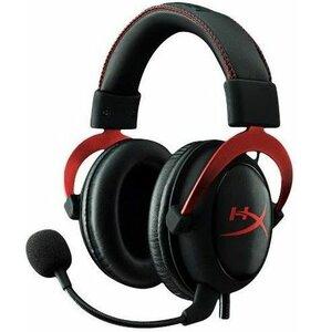 Słuchawki HYPERX Cloud II Czerwony