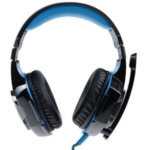 Słuchawki nauszne TRACER Hydra TRASLU44890 Czarno-niebieski