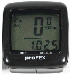 Licznik rowerowy PROFEX 21 Funkcji