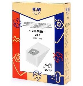 Worek do odkurzacza K&M Z11 (5 sztuk)