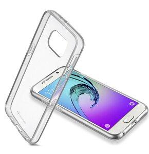 Etui CELLULAR LINE do Samsung Galaxy A3 2016 Przezroczysty