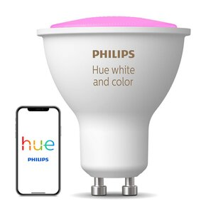 Inteligentna żarówka LED PHILIPS HUE 8718696485880 5.7W GU10