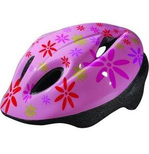 Kask rowerowy KROSS Best MTCKS000037SPI Różowy dla Dzieci (rozmiar S)