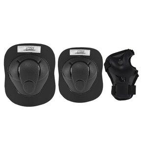 Ochraniacze NILS EXTREME H210 Czarny (rozmiar XS)