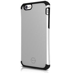 Etui ITSKINS Evolution do Apple iPhone 6/6S Plus Srebrny